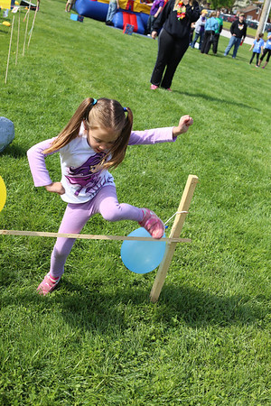 Children's Obstacle Course and Other Photos