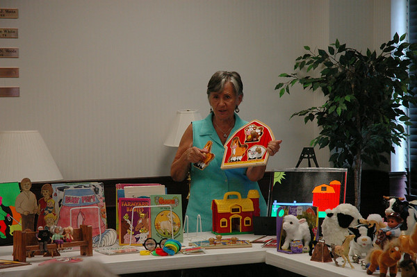 Bible Teachers Workshop 2014