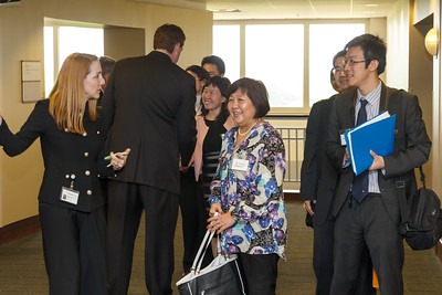 Chinese Ambassador Visit