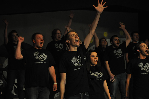 Celebration Singers April 22nd