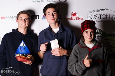 Boston Winter Film Fest 2014 (SATURDAY)