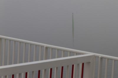 misty noon (Venø - Lemvig, March 30 2014)