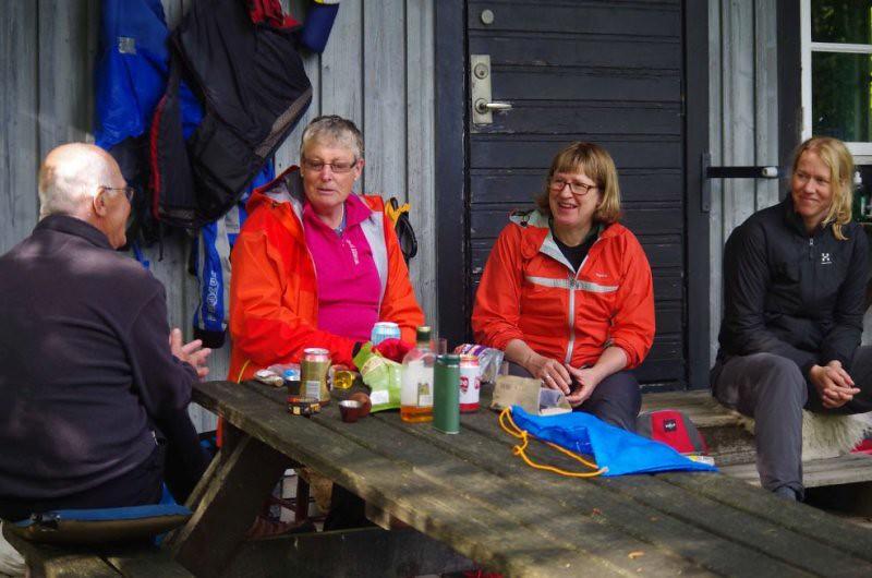 Snack o snacks Kjell, Anita, Alice o Jeanette