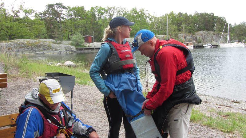 Kjell, Jeanette o Ulf