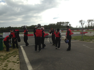 NJMP Karting Group Experiences