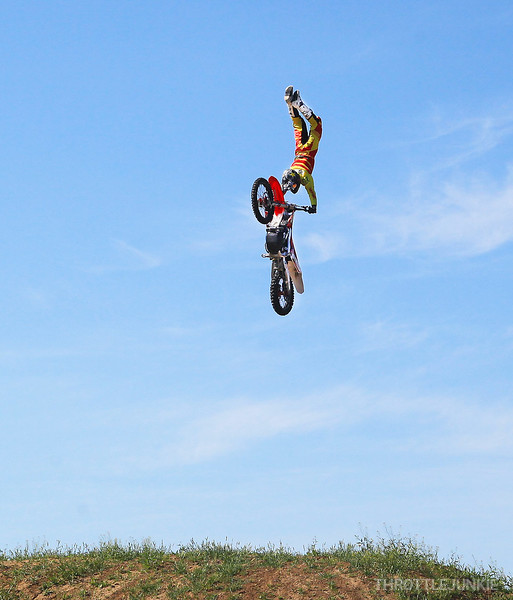 Faisst hour and half FMX Life style