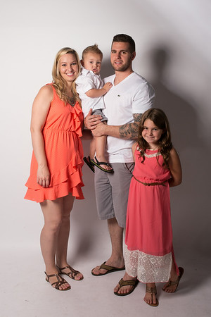 Courtney + Family 2014