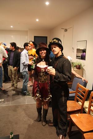 20141025 Samhain at Jose & Camila's