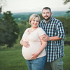 Emily and John's maternity photos