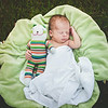 Oscar's newborn photos