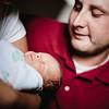 Oscar's newborn photos