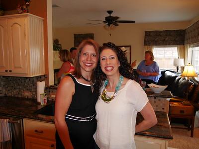 Tanya's 40th birthday party