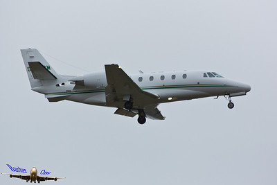 Cessna Citation 560XLS SE-RCM