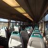 Greater Anglia 153306 interior