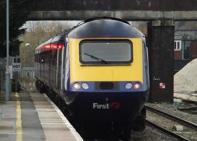 Cotswold Line & Birmingham, 23 February 2014