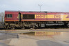 18 February 2014 :: Stabled at Didcot after some rain is 66047