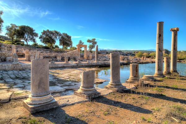 Lycian League Agora