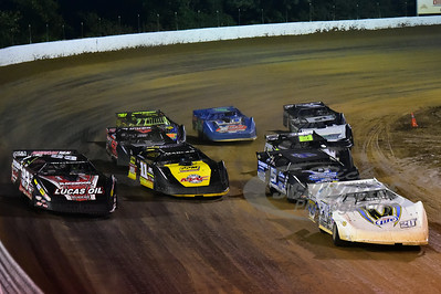Heat Race Action @ Florence Speedway