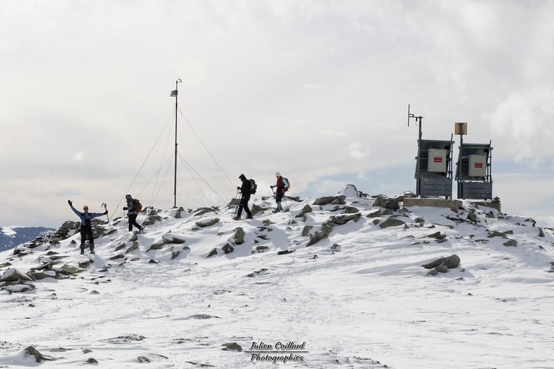 Pic dels Moros, le sommet