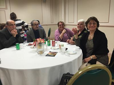 Food Festival Volunteer Appreciation Dinner 2014
