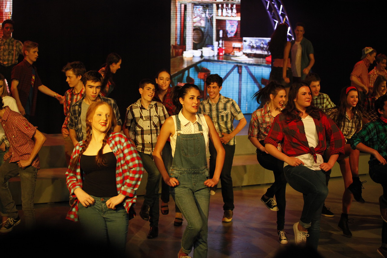 2014 Production Footloose