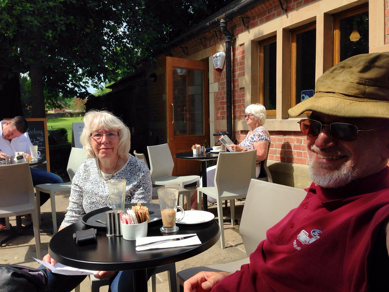 The Coffee Shop at Southwell Cathederal
