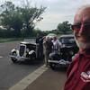 Johns car had fuel vapourisation problems