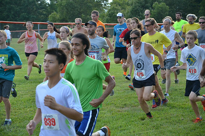 Friday Night Cross Country at Oakland Mills