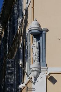 Angle rue d'Endoume, avenue de la Corse