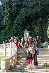 Monument Pierre Puget, heut du Cours Pierre Puget