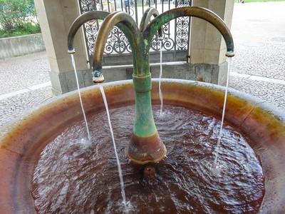 Natural hotsprings