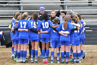 Girls Varsity -vs- Cedar Shoals (03/04)