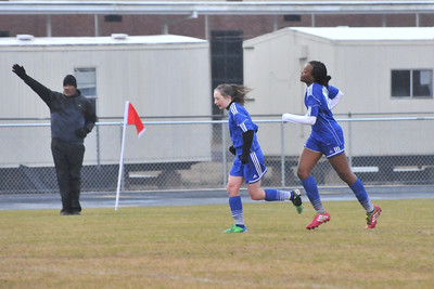 Girls Varsity -vs- Eagles Landing (03/06)