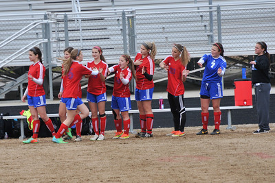 Girls Varsity -vs- Flowery Branch (3/18)