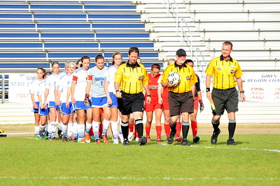 Girls Varsity -vs- Gainesville (4/3)