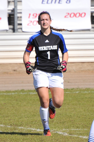 Girls Varsity -vs- Habersham (03/08)
