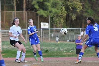 Girls Varsity -vs- Lakeside-Dekalb (3/31)