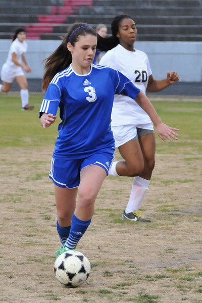 Girls Varsity -vs- Rockdale (2/18)