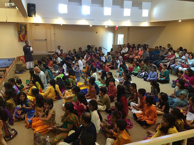 Gita Chanting Competition 2014