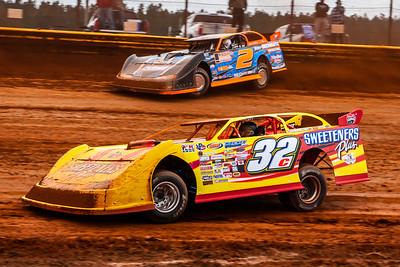 Vic Coffey (32C) and Brady Smith (2)