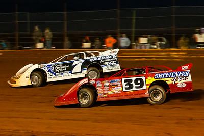 Tim McCreadie (39) and Jared Landers (777)