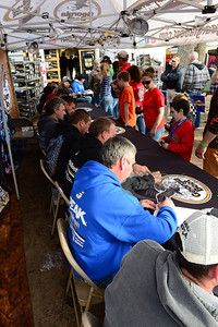 Driver Autograph Session at Golden Isles Speedway