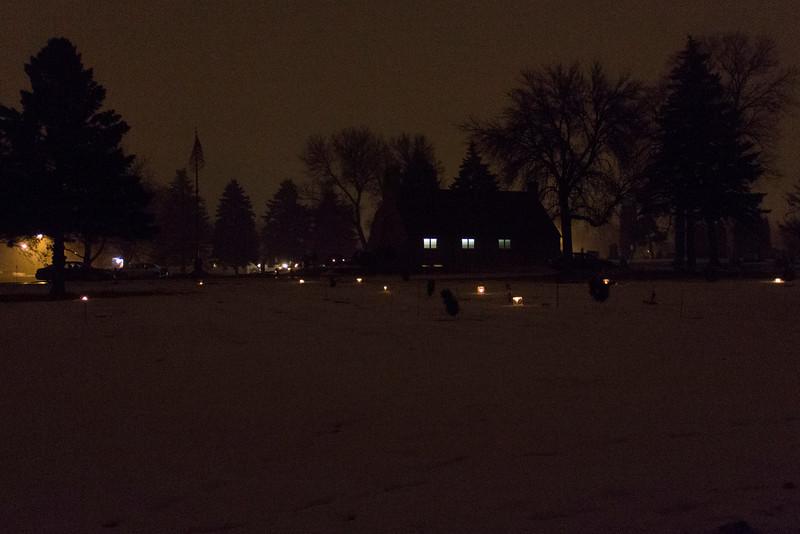 Grave Illumination