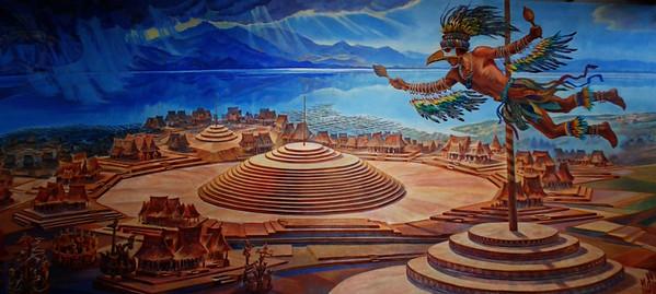 Guachimontones Mexico