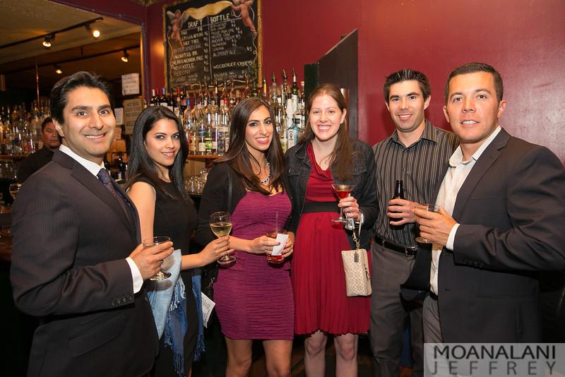 3777 Samir Bajaj, Nishana Moodley, Elissa Rosenberg, Michelle Jackson, Joel Francesconi, Josh Marlatt