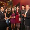 3774 Samir Bajaj, Nishana Moodley, Elissa Rosenberg, Michelle Jackson, Joel Francesconi, Josh Marlatt