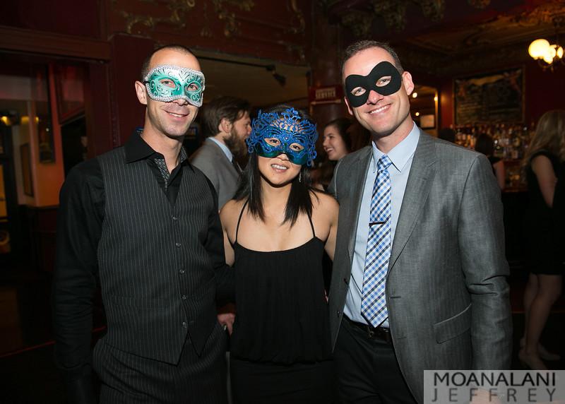 4011 Dave Barman, Irene Songco, Marc Blecher