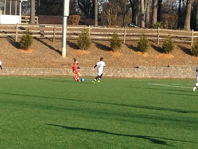 Hailey 2014 Spring Soccer