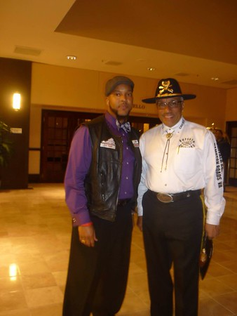 Hampton Roads Buffalo Soldiers Valentine's Dance