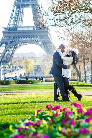 Hanan & Abdul Paris